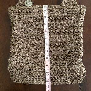 The Sak Bags - The Sak Woven Crochet Shoulder Bag Purse